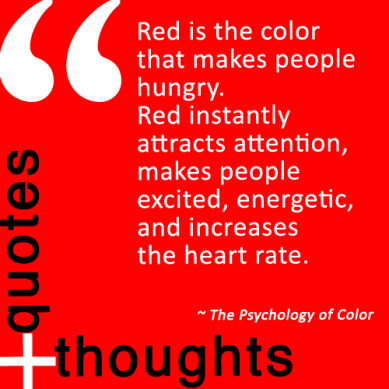 quotes about the color red quotes