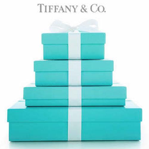 Tiffany and co logo color