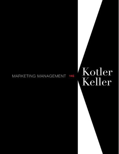 marketing management 14th ed kotler test Marketing test bank and solutions manual fullmark team for pdf solutions manual and test bank hi every one we are fullmark team our mission is supplying solution manuals, test banks, for students all over the world.