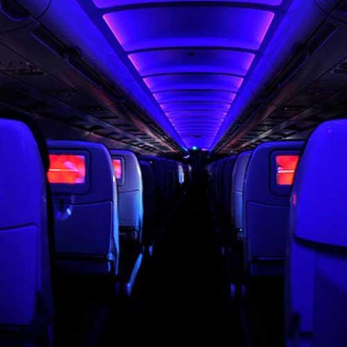 Airline Branding Virgin America Builds Brand Through