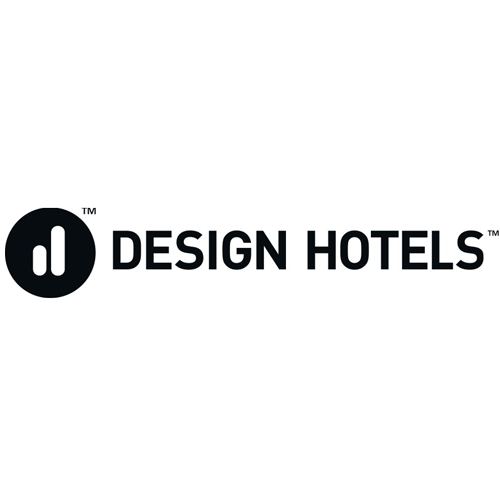 Logo corporate identity black spot doppelg ngers for Hotel logo design