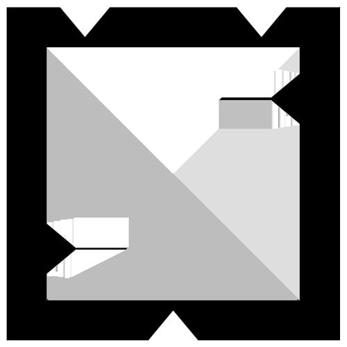 logo corporate identity geometric exploration 3