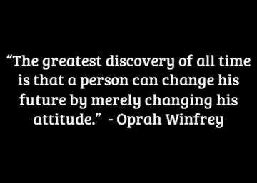 Quotes Thoughts Oprah On The Power Of The Mind Ideas Inspiring